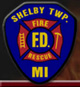 Charter Township of Shelby Fire Department